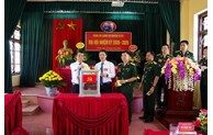 Hai Duong completes grassroots level Party Congress of armed forces