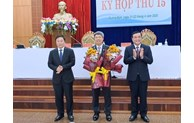 Ho Quang Buu holds the position of Vice Chairman of Quang Nam People
