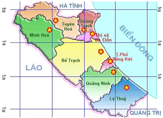 Task of making Quang Binh provincial planning