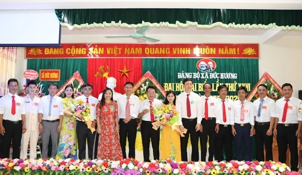 Ha Tinh: 32 out of 35 units completed model grassroots level congresses