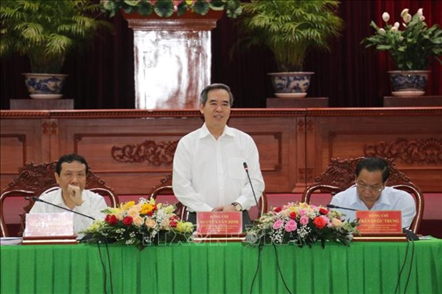 Solutions sought to turn Can Tho into centre of Mekong Delta region