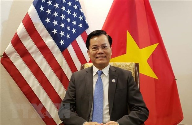 Vietnam, US boost comprehensive partnership