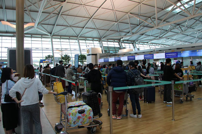 Nearly 340 Vietnamese citizens in RoK brought home safely
