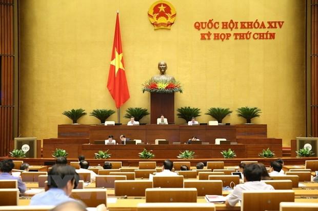 Legislators scrutinise two draft laws, a draft resolution on May 23rd