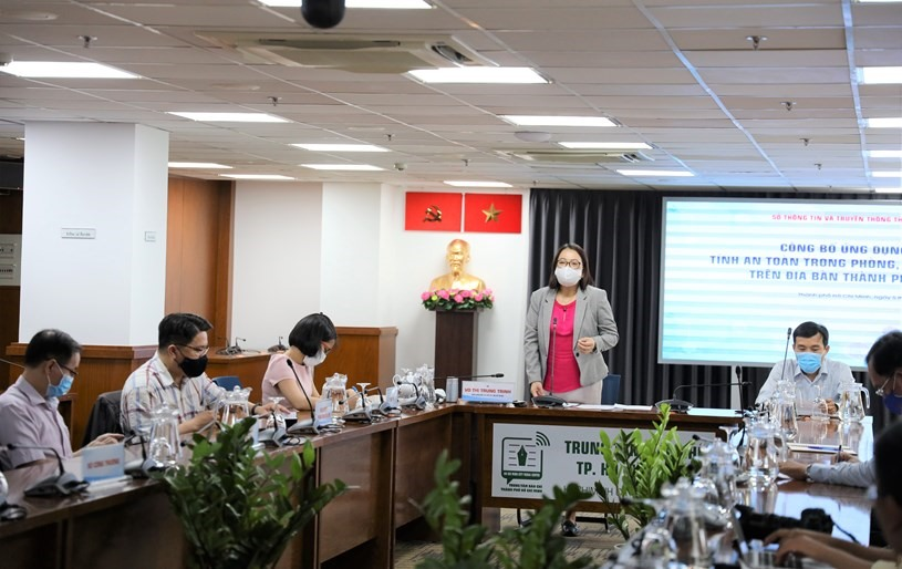 Ho Chi Minh city launches application to evaluate COVID-19 safety