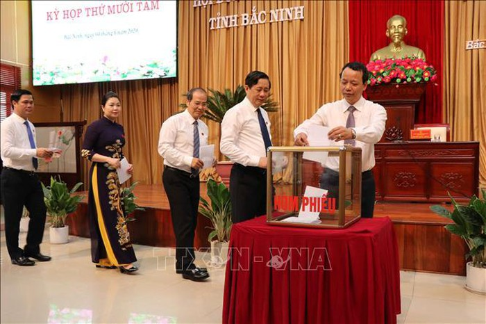 Important issues decided for development in Bac Ninh province