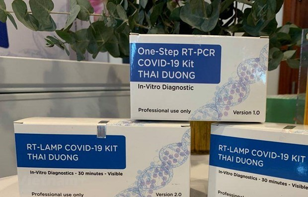 Vietnam announces two more SARS-CoV-2 test kits of international standards