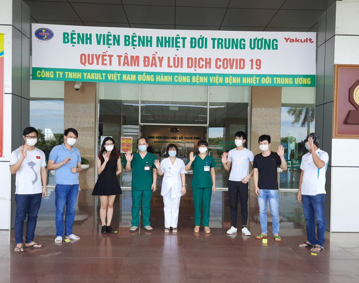 Additional COVID-19 patient in Ho Chi Minh city recovers