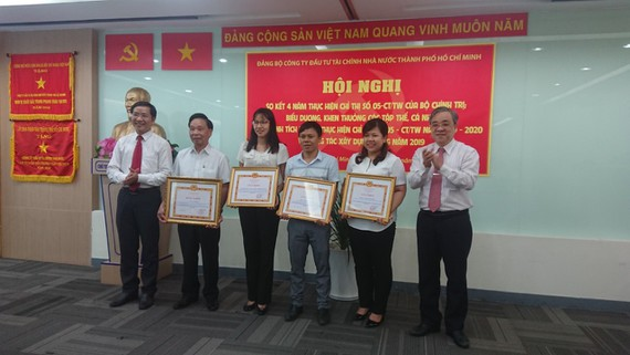 Ho Chi Minh city's company praised for obeying Uncle Ho's teachings