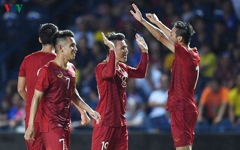 Vietnam gears up for World Cup qualifiers and AFC Cup 2020