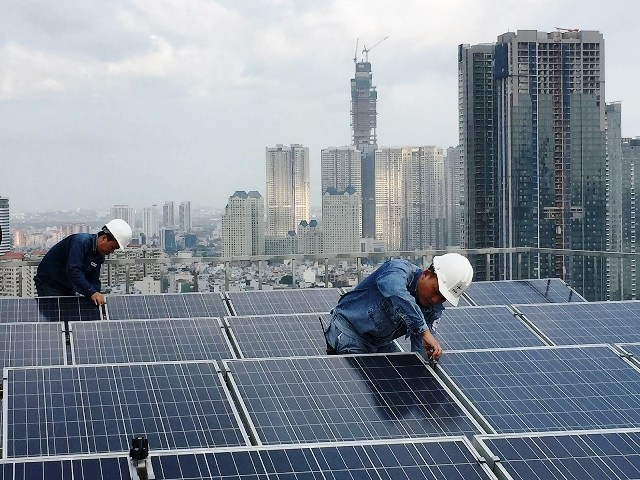 Ho Chi Minh city promotes rooftop solar power at export processing and industrial zones