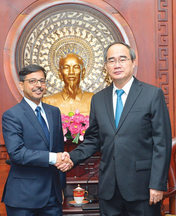 Ho Chi Minh city increases cooperation with India
