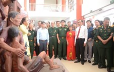 Bac Ninh province organizes exhibition on revolutionary soldiers