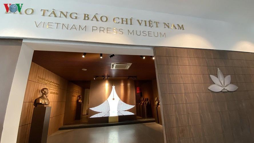 Vietnam Press Museum to be inaugurated
