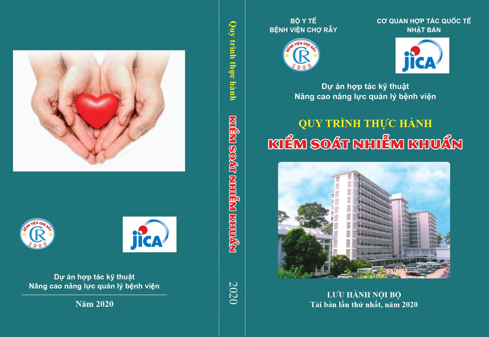 """JICA supports Cho Ray hospital in developing """"Nosocomial infection control manual"""""""