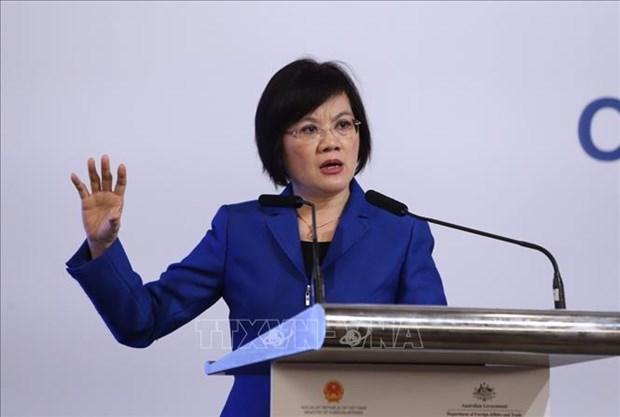 ASEAN Women for Peace Registry meets online