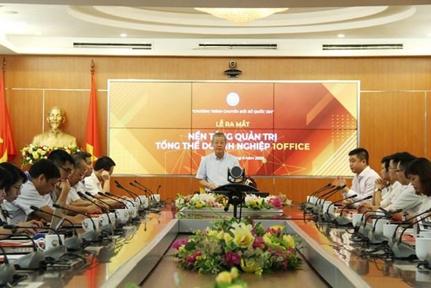 Ministry introduces corporate governance platform