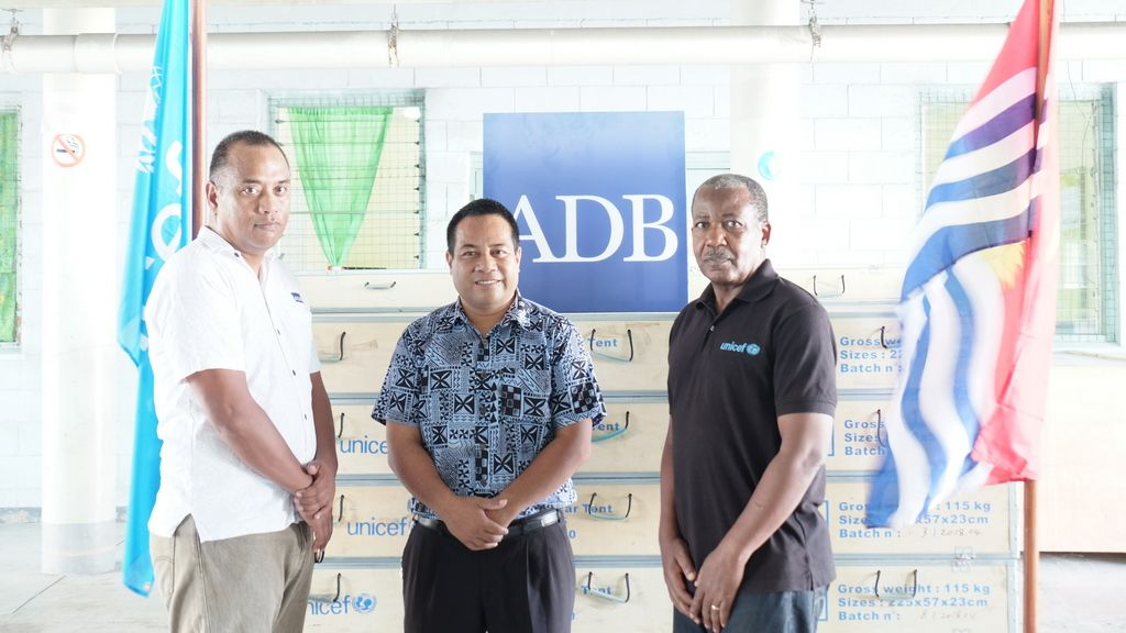 ADB, UNICEF send medical supplies to help Pacific prepare for COVID-19