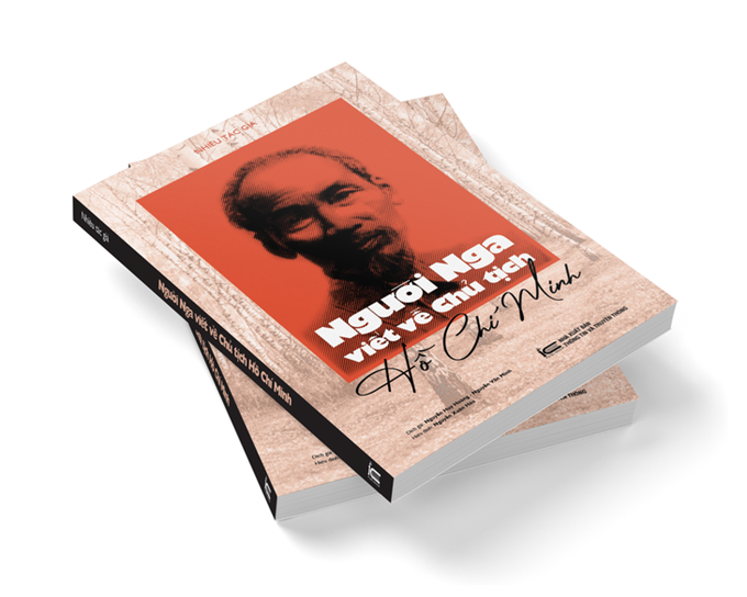 Russians write about President Ho Chi Minh