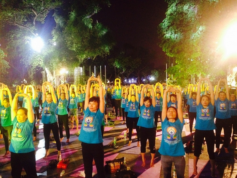 Sixth international day of Yoga to be marked in Vietnam