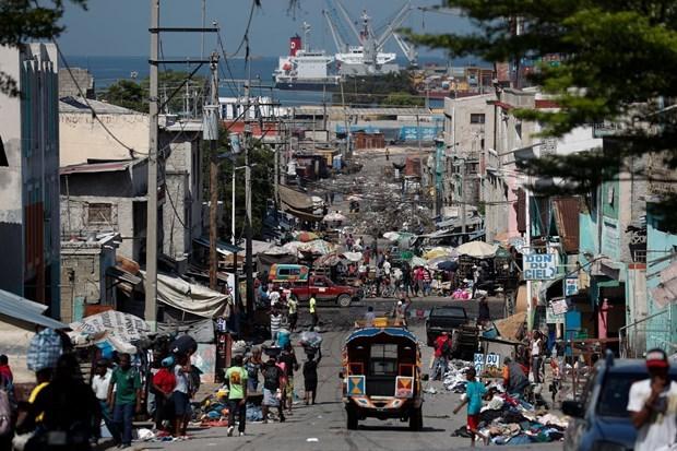 Vietnam backs Haiti government's constitutional reform