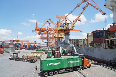 Half-year trade surplus hits USD4 billion despite COVID-19