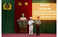 Colonel Vo Duc Nguyen assigned as Director of Binh Dinh police