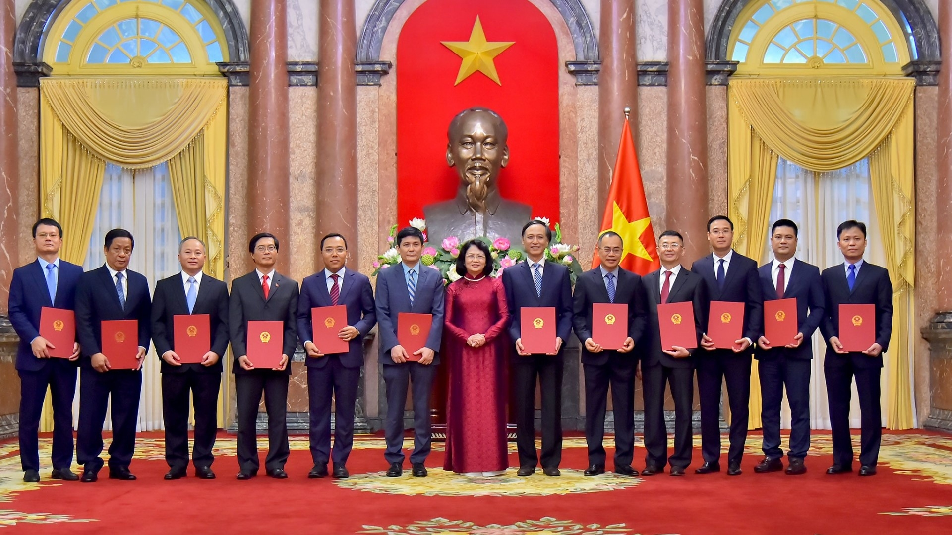 Twelve new ambassadors appointed