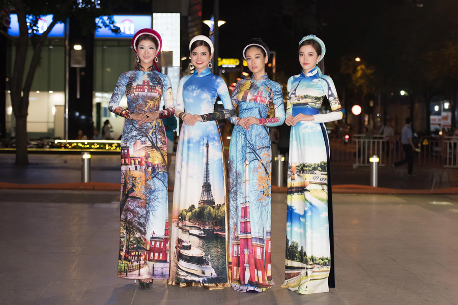 Ao Dai festival honouring Vietnam's landscapes to take place in Hoi An