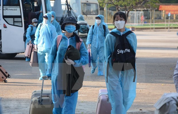 Vietnam records no COVID-19 infections in community for 73 days