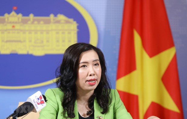 Vietnam ready to cooperate in fighting human trafficking: spokesperson