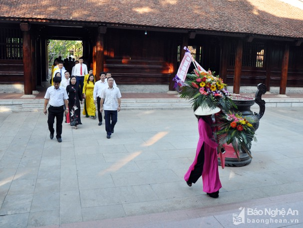 Nghe An province commemorates President Ho Chi Minh