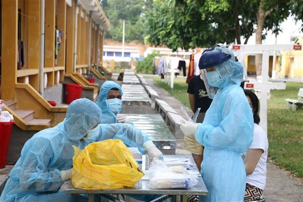 Vietnam enters 84th day with no new COVID-19 community infections
