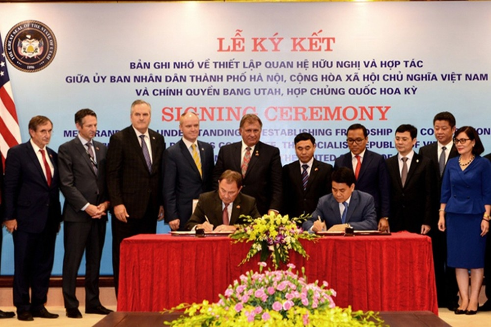 Hanoi strives to realize cooperation with US