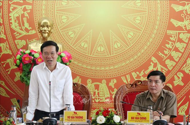 Dak Lak increases quality of draft political report to Party Congress