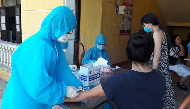 Vietnam clear of community coronavirus infections for 92 days