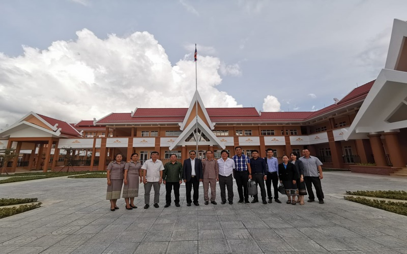 Completion of Vietnam investment projects in Laos promoted