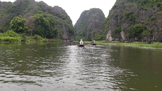 Ninh Binh province's attractive destination