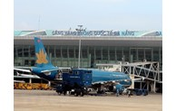Da Nang airport ceases to welcome international flights