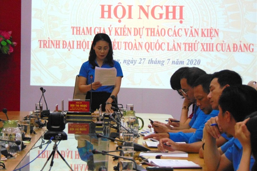 Hai Phong city contributes ideas to 13th National Party Congress