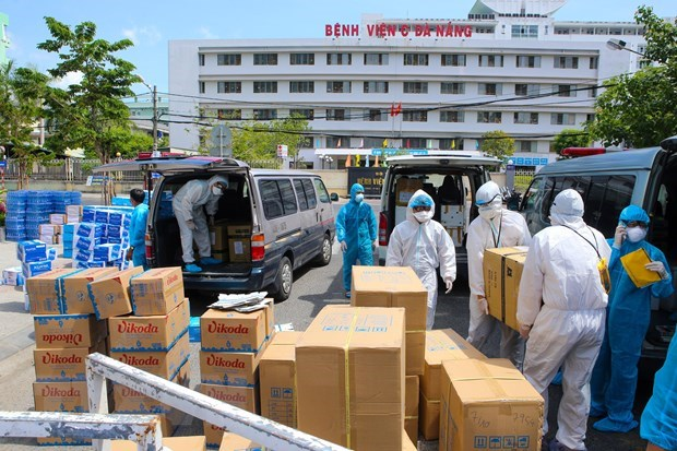 45 COVID-19 infections detected in Da Nang on July 31st morning