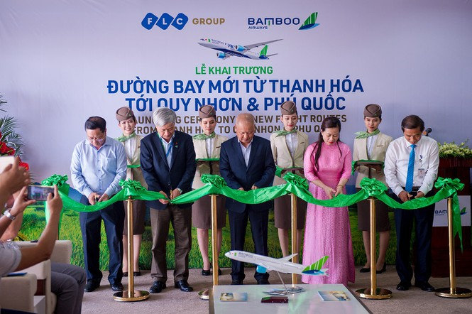 Bamboo Airways opens three new domestic routes