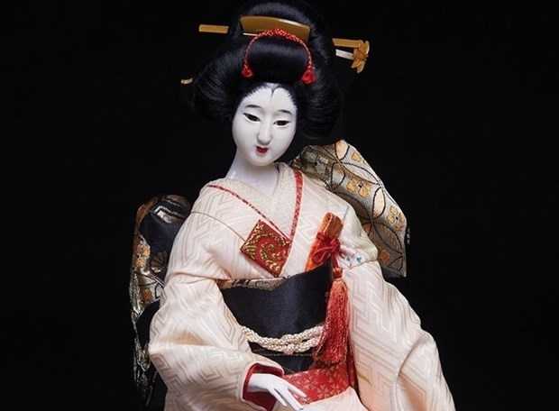 Traditional Japanese dolls to be displayed in Hanoi
