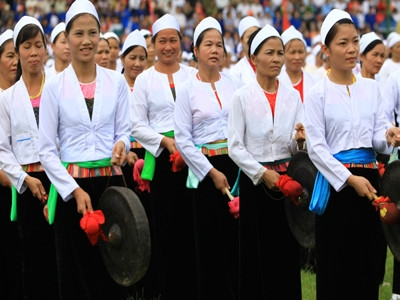 Muong ethnic cultural festival 2020
