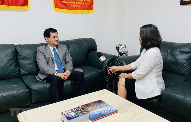 Vietnam, US making strides forward in economic, trade relations