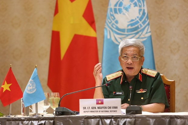 Deputy Defence Minister holds virtual meeting with UN Under-Secretary General