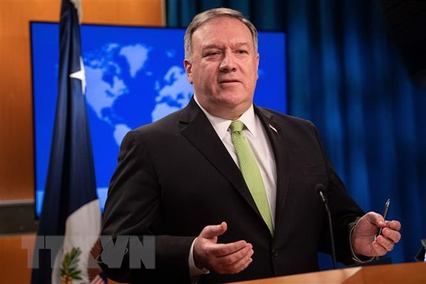 US rejects China's claims to resources across most of East Sea