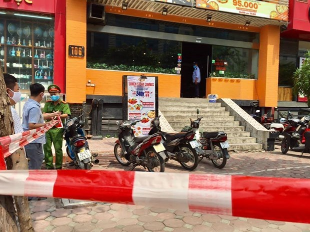 Suspect case of COVID-19 found in Hanoi