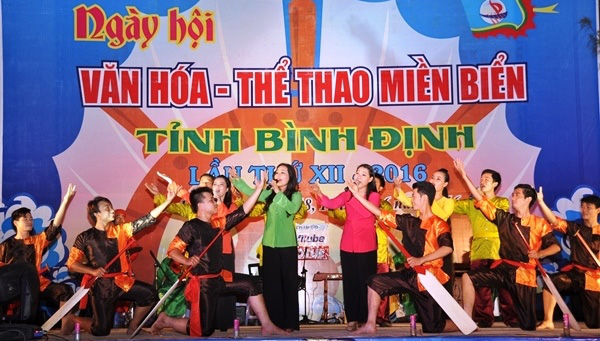 Diverse activities during 14th Sea Culture and Sports Festival in late August