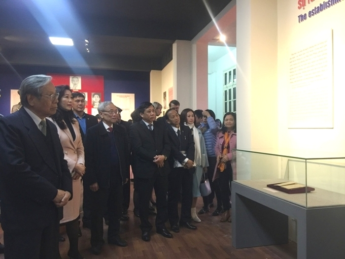 Vietnam National Museum of History welcomed over 23,000 visitors